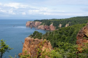 The natural beauty of Cape Chignecto Provincial Park.