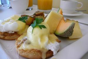 Breakfast at Fleur de Sel