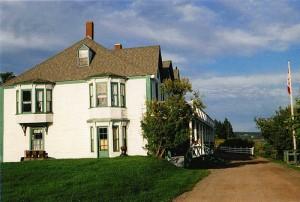 Ottawa House Museum in Parrsboro.