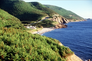 Drive the Cabot Trail, one of Nova Scotia's most beautiful roads.