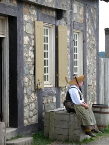 Go back in time at Louisbourg Fortress