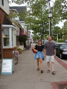 Shopping in Wolfville