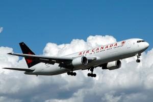 Air Canada aircraft