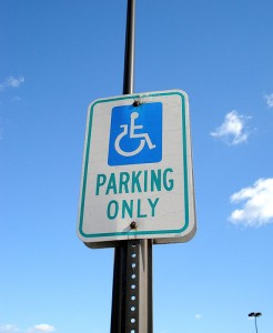 There is plenty of disabled parking in Nova Scotia and a car is the best way to get around.