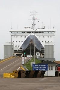 The Sydney to Newfoundland ferry