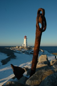 Don't miss Peggy's Cove, even if you just have a few days in Nova Scotia.