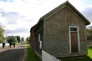 Take the kids to experience a taste of the past at Sherbrooke Village.
