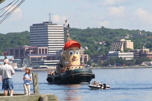 Take your kids on a harbour cruise with Theodore Tugboat.
